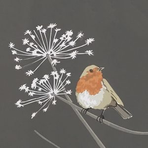 Redbreast - Robin Christmas Cards