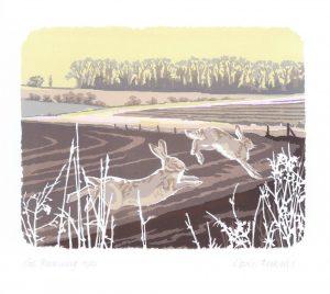 Cool Running - Studio Print