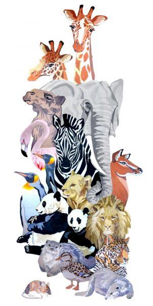 Noyes Fludde - Fine Art Poster