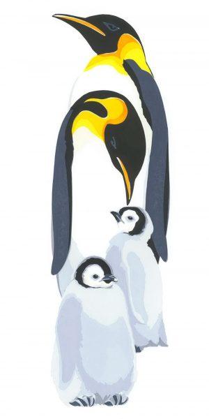 Penguins - Fine Art Poster